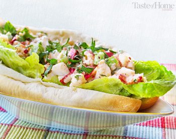Taste of Home Canada: Lobster Rolls