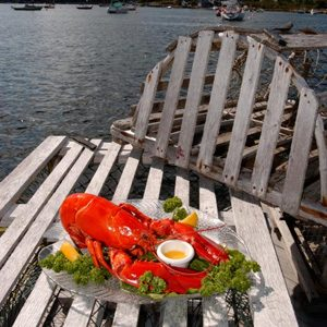 7. Lobster Carnival, Pictou, N.S.
