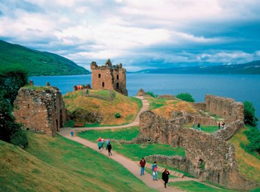 Loch Ness and the Great Glen