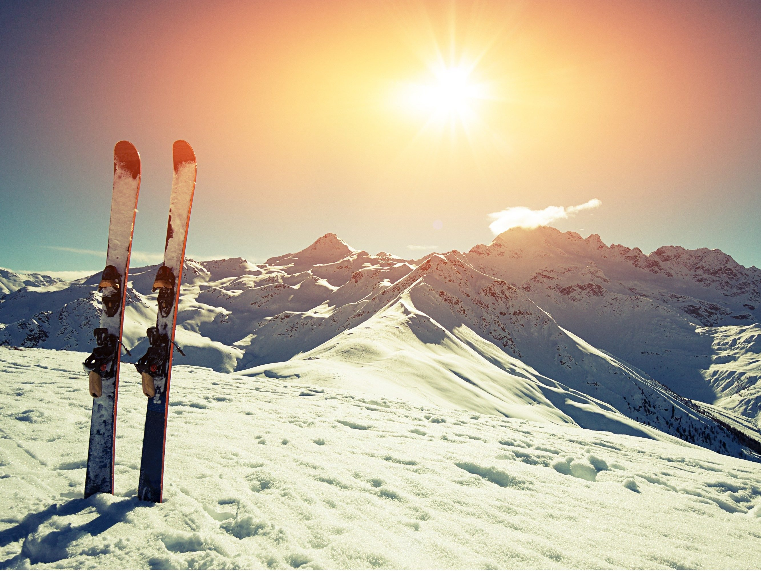 Winter Sports Equipment Is a Great Find