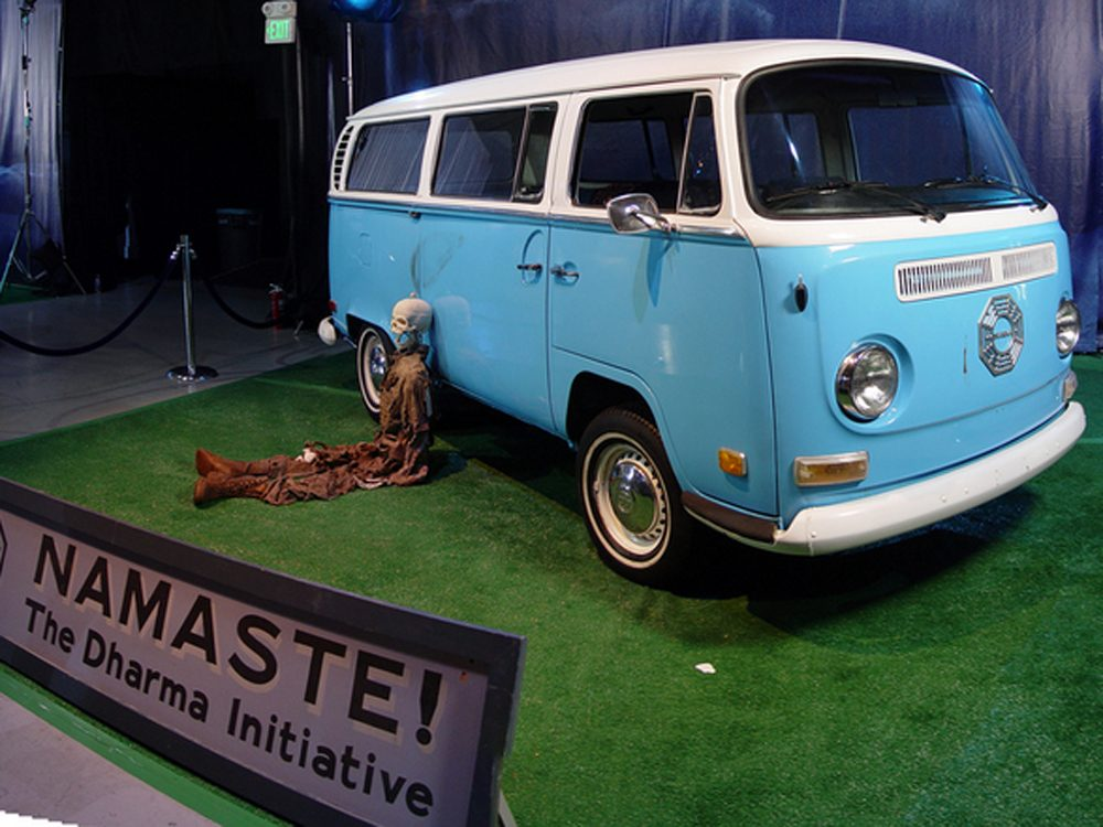 3. The 1968 Volkswagen T2A from