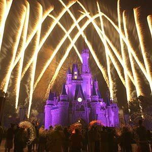3. Magic Kingdom
