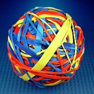 5 More Things To Do with Rubber Bands