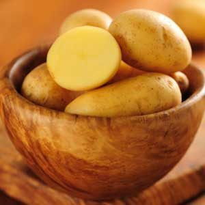 11. Use Potatoes as Transporters