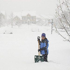 3 Secrets To Shoveling Snow
