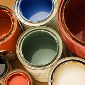 4. Get Rid of Paint Lumps