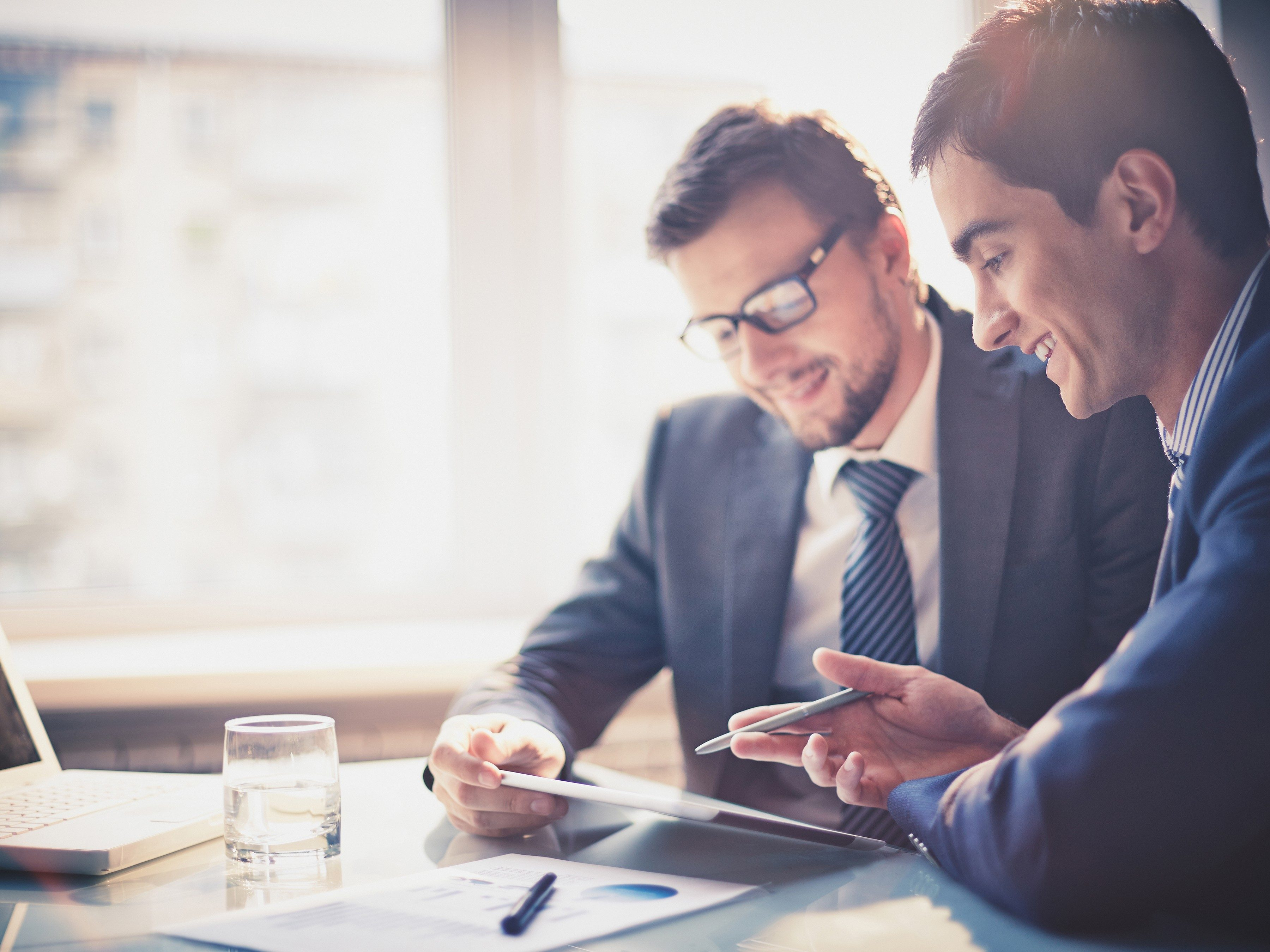 Make meaningful connections with your co-workers