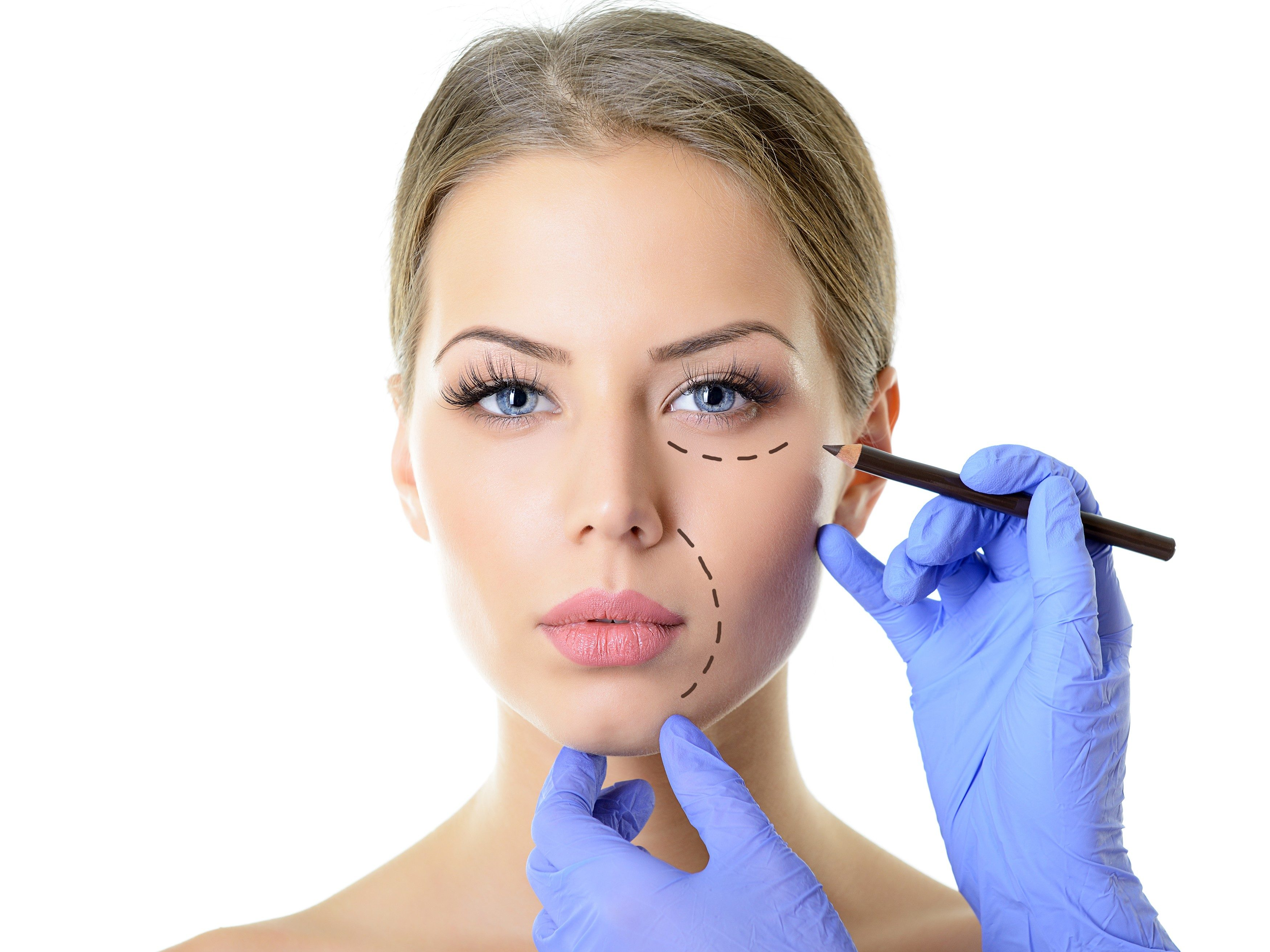 10 WAYS TO FAKE PLASTIC SURGERY