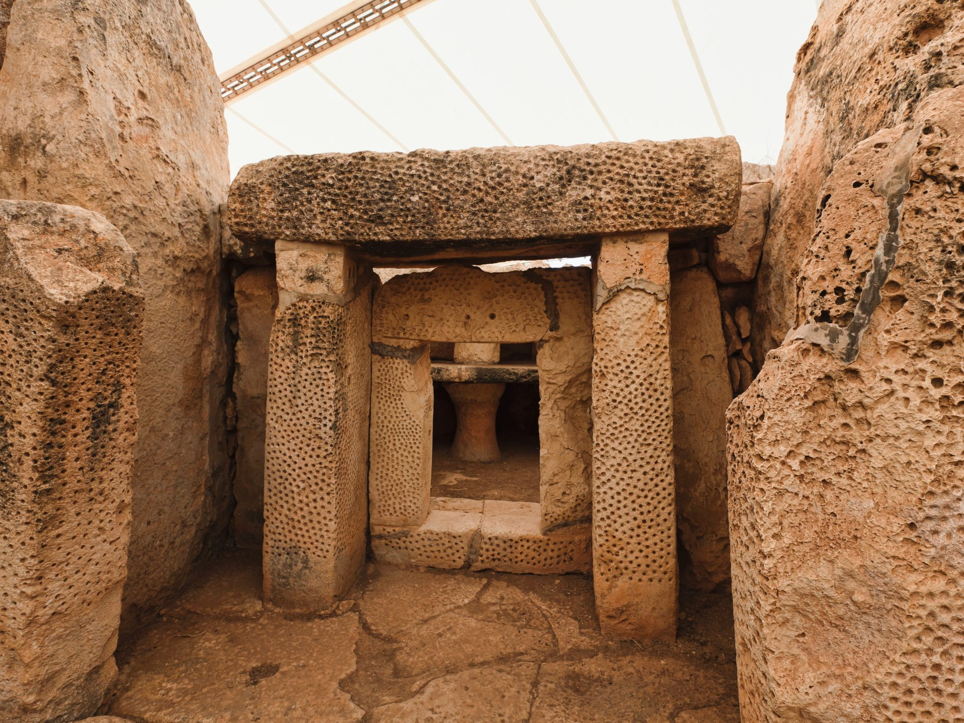 Prehistoric Marvel of Design: Megalithic Temples - Malta
