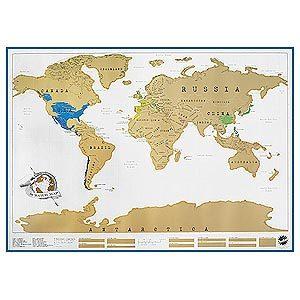 4. Scratch Map