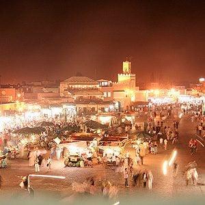 Spicy Christmas destination: Marrakech, Morocco