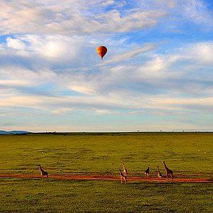 10. Maasai Mara National Reserve