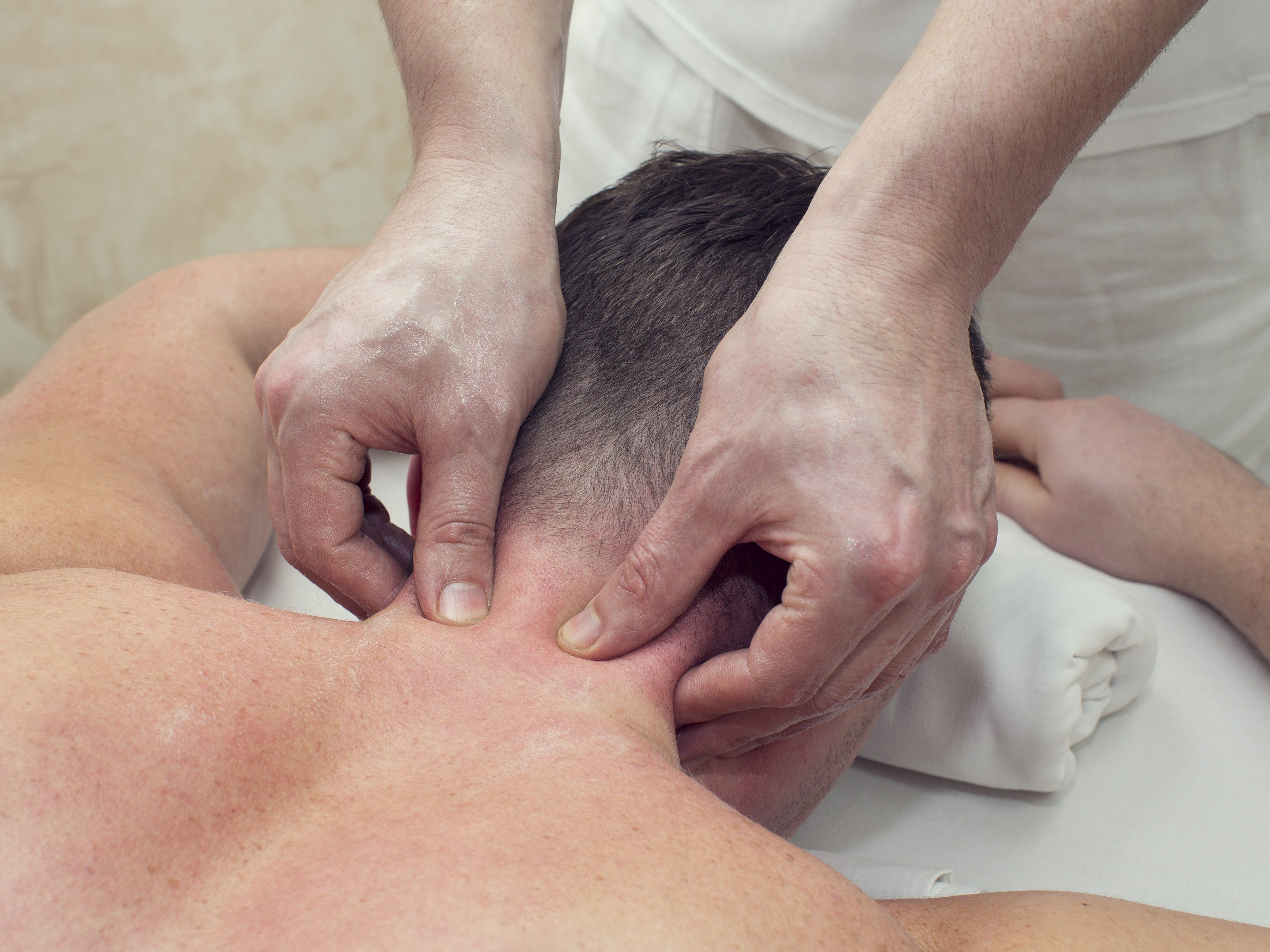 6. Massage therapy
