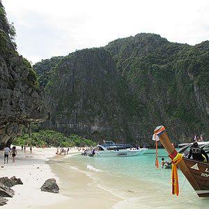 2. Maya Bay