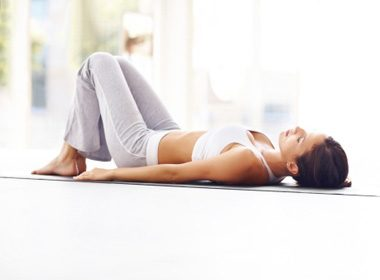 Try a Yoga Pose