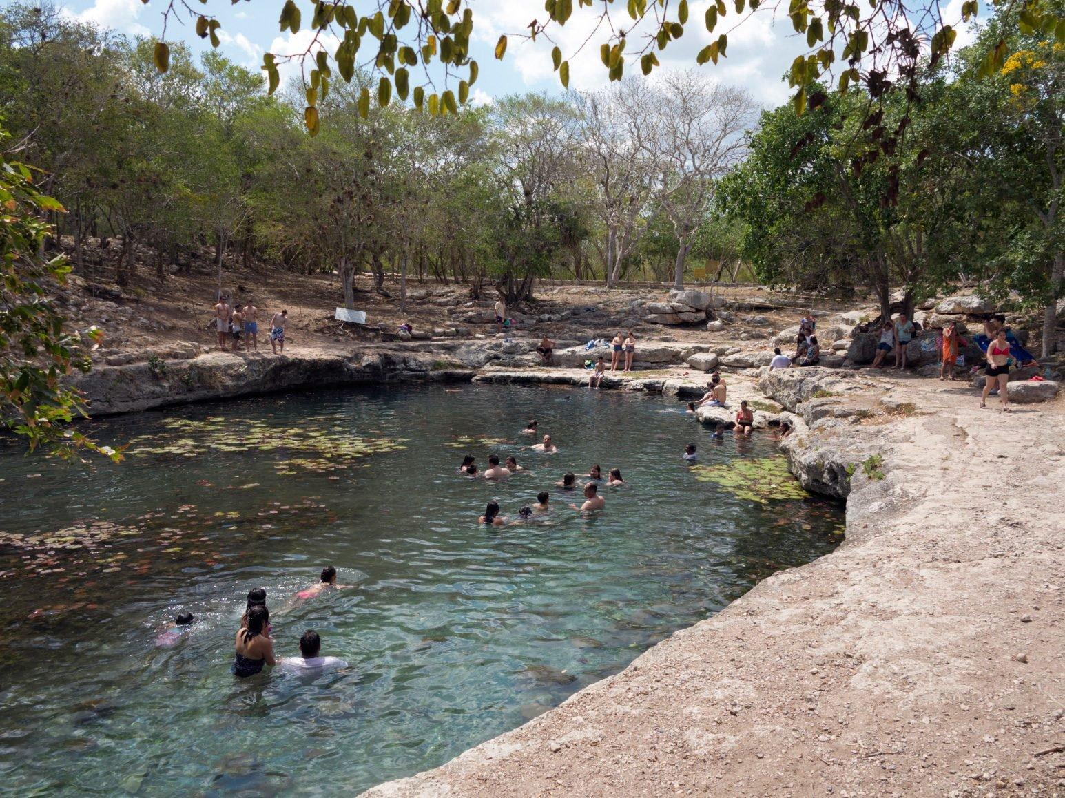 Explore: Cenotes of Yucatán Peninsula, Mexico