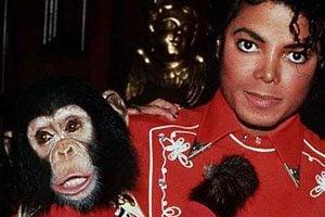 8. Millionaire Pets: Bubbles (Chimpanzee), $2 million