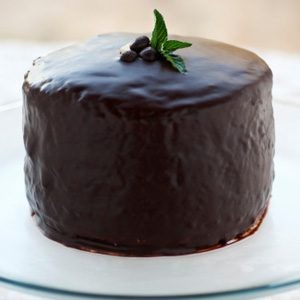 5. Make Mint Chocolate Frosting