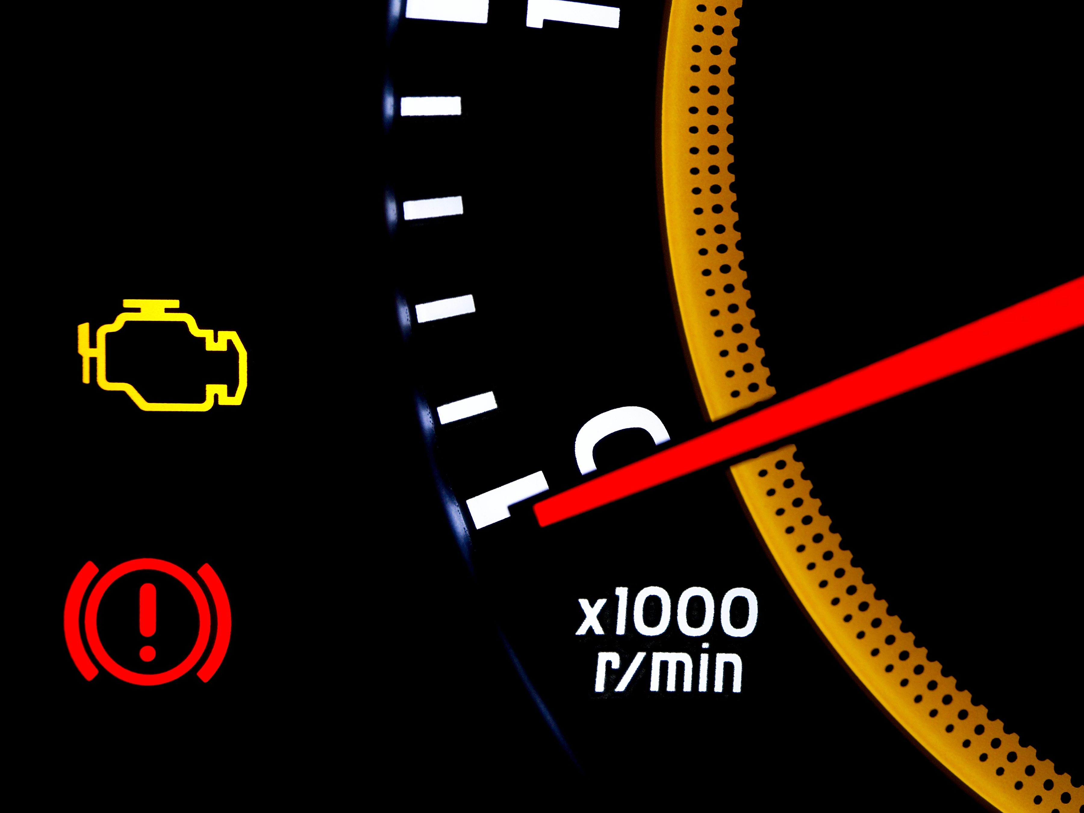 Mistake #3: Ignoring Your Car's Warning Lights