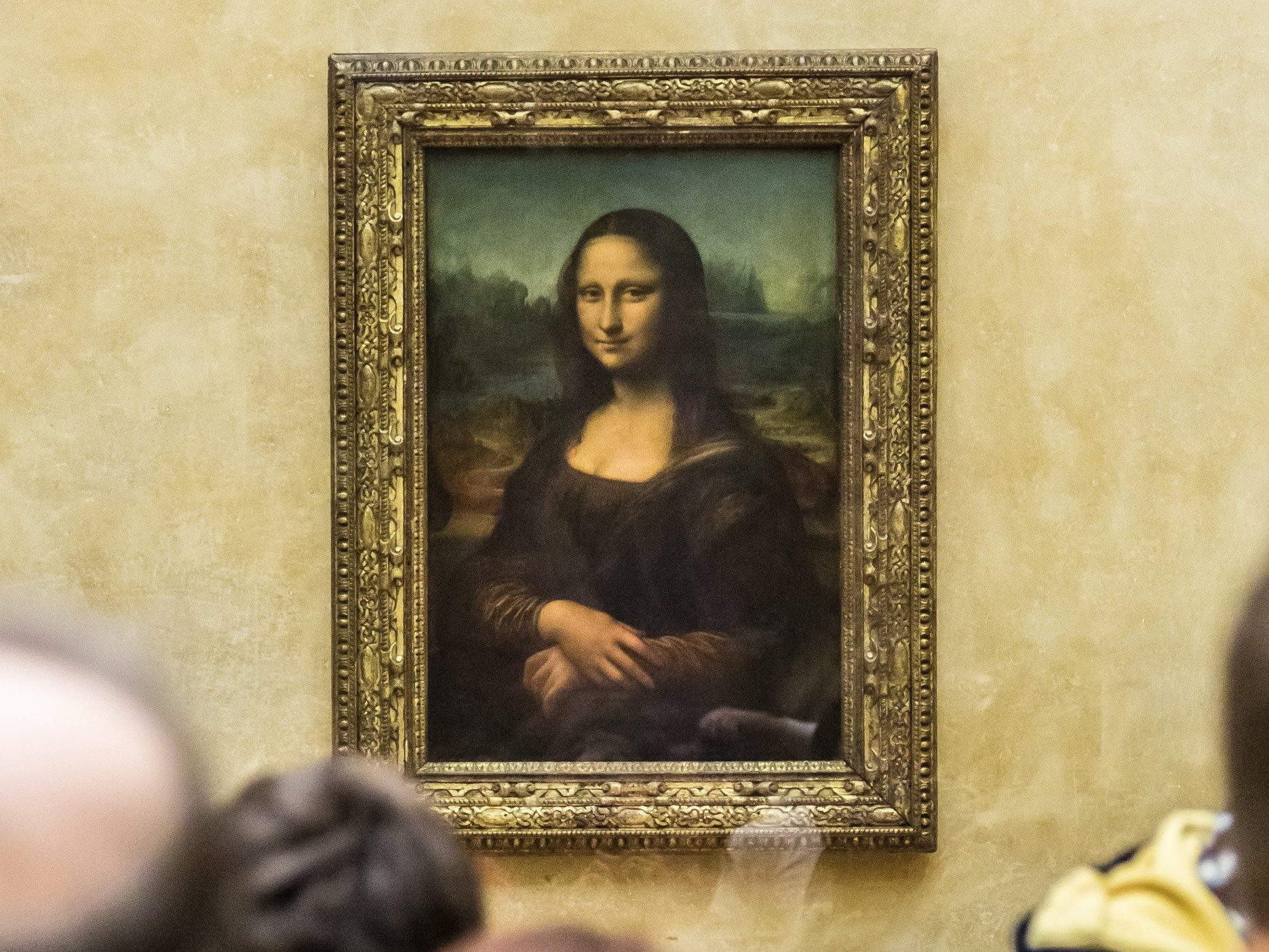 Mona Lisa mystery #7: Was Mona Lisa unwell?