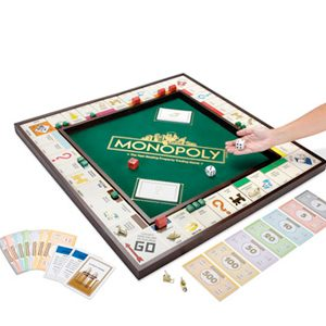 14. The Giant Monopoly Game