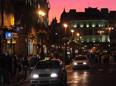 Dishonest City: Madrid, Spain