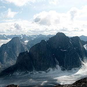 1. Steepest Peak on Earth: Mount Thor, Nunavut, Canada