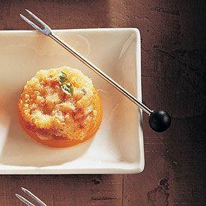 Mozzarella-Salami Nibbles