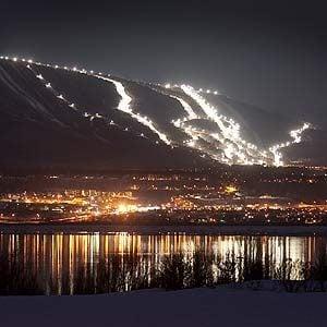 4. Mont Sainte-Anne, Quebec
