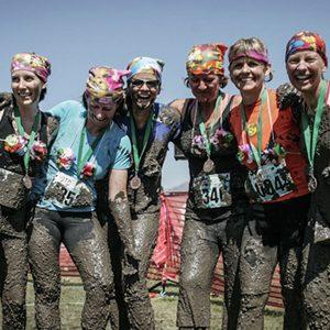 3. Fun Run: Mud Hero, Winnipeg