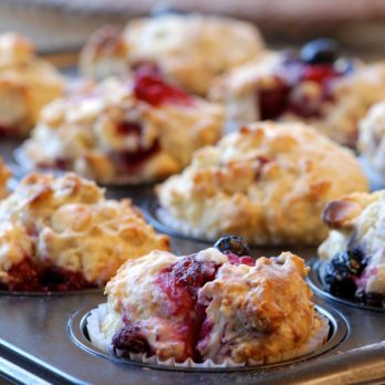 4 Sweet Muffin Recipes