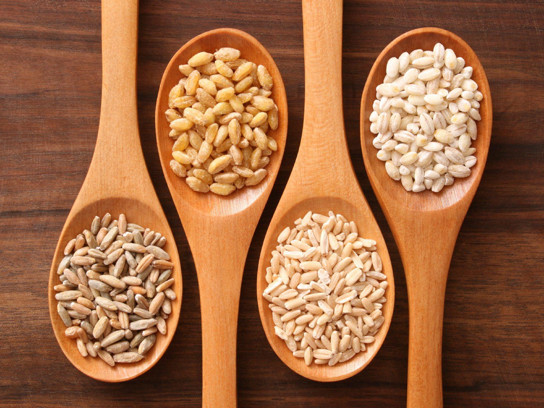 Focus on Whole Grains