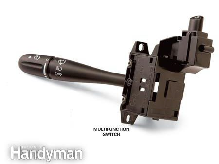 Common Problems with the Multifunction Switch