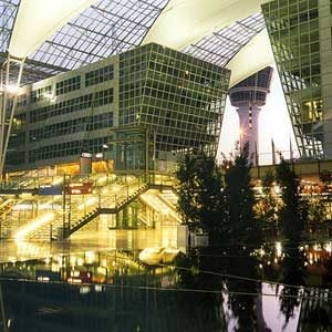 1. Munich Airport, Germany