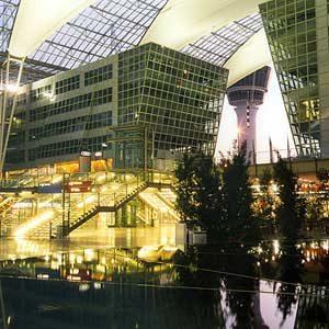 1. Munich Airport, Germany