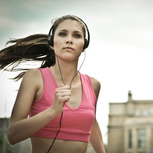 19.Listen to Music While Exercising