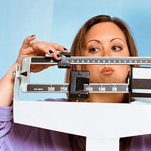 Myth 4: The less I weigh, the healthier I'll be.
