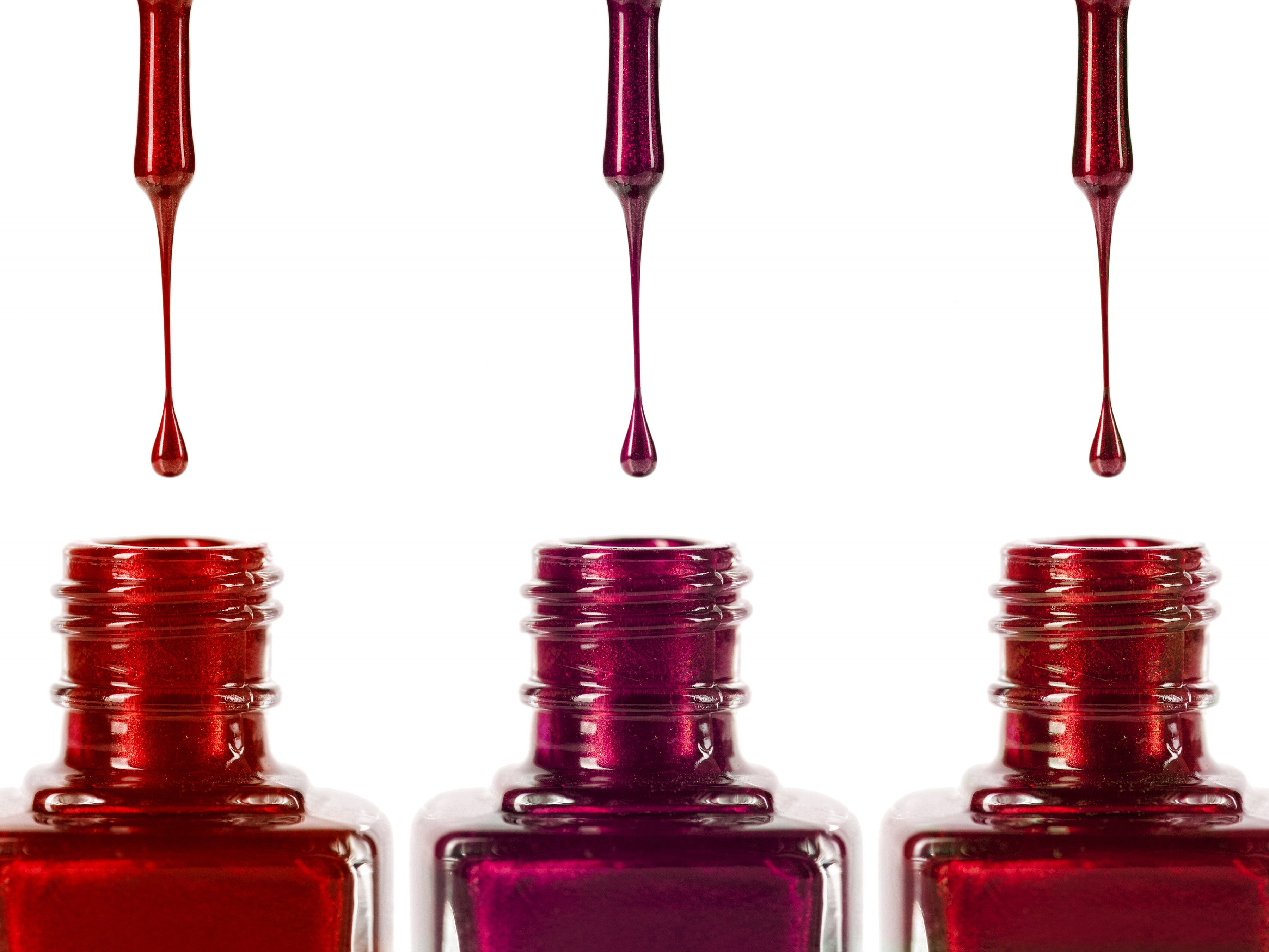 Nail Polish Tip #4: Apply Two Coats of Polish