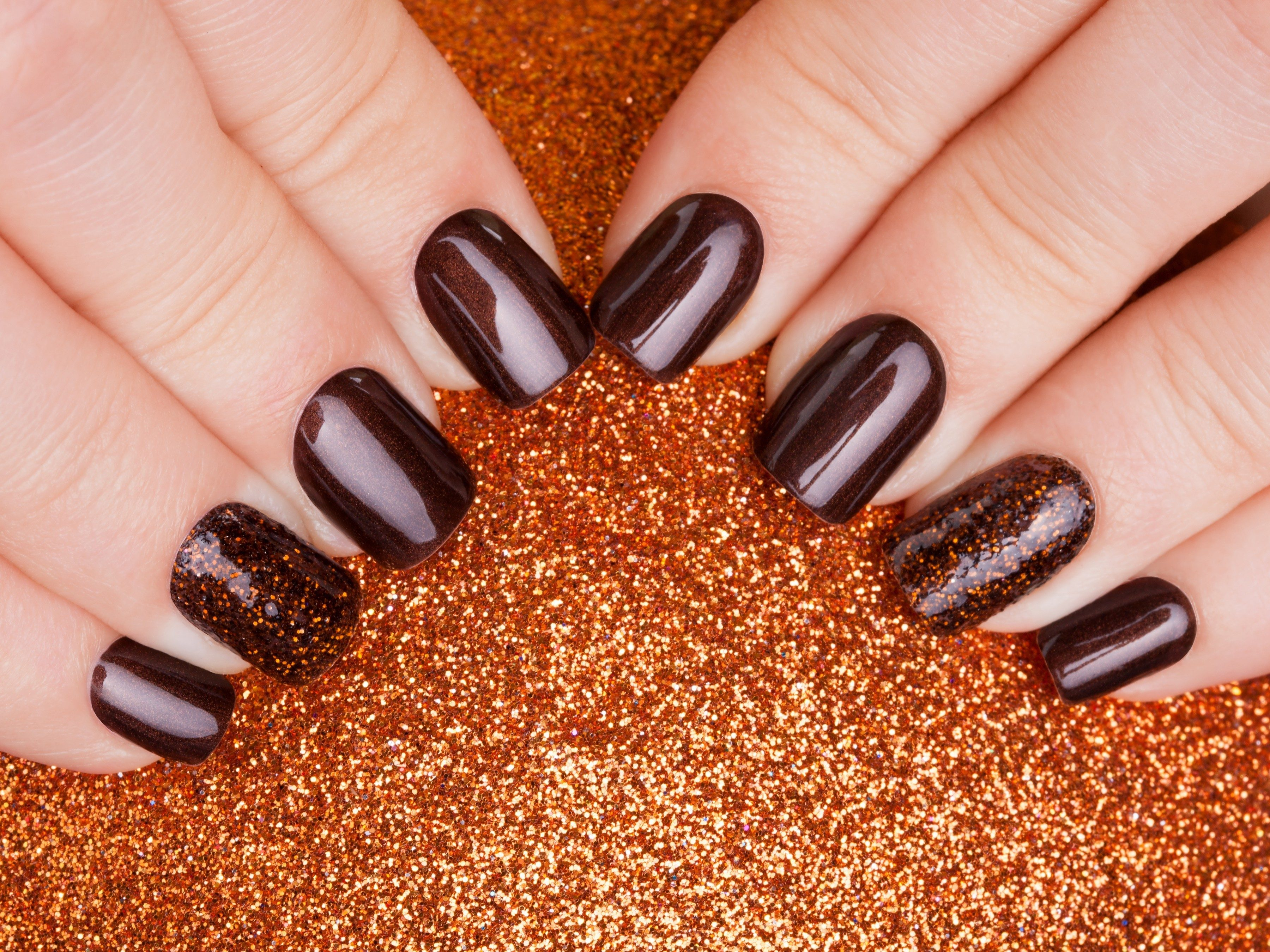 Nail Polish Tip #2: Use Acetate Press-On Nails