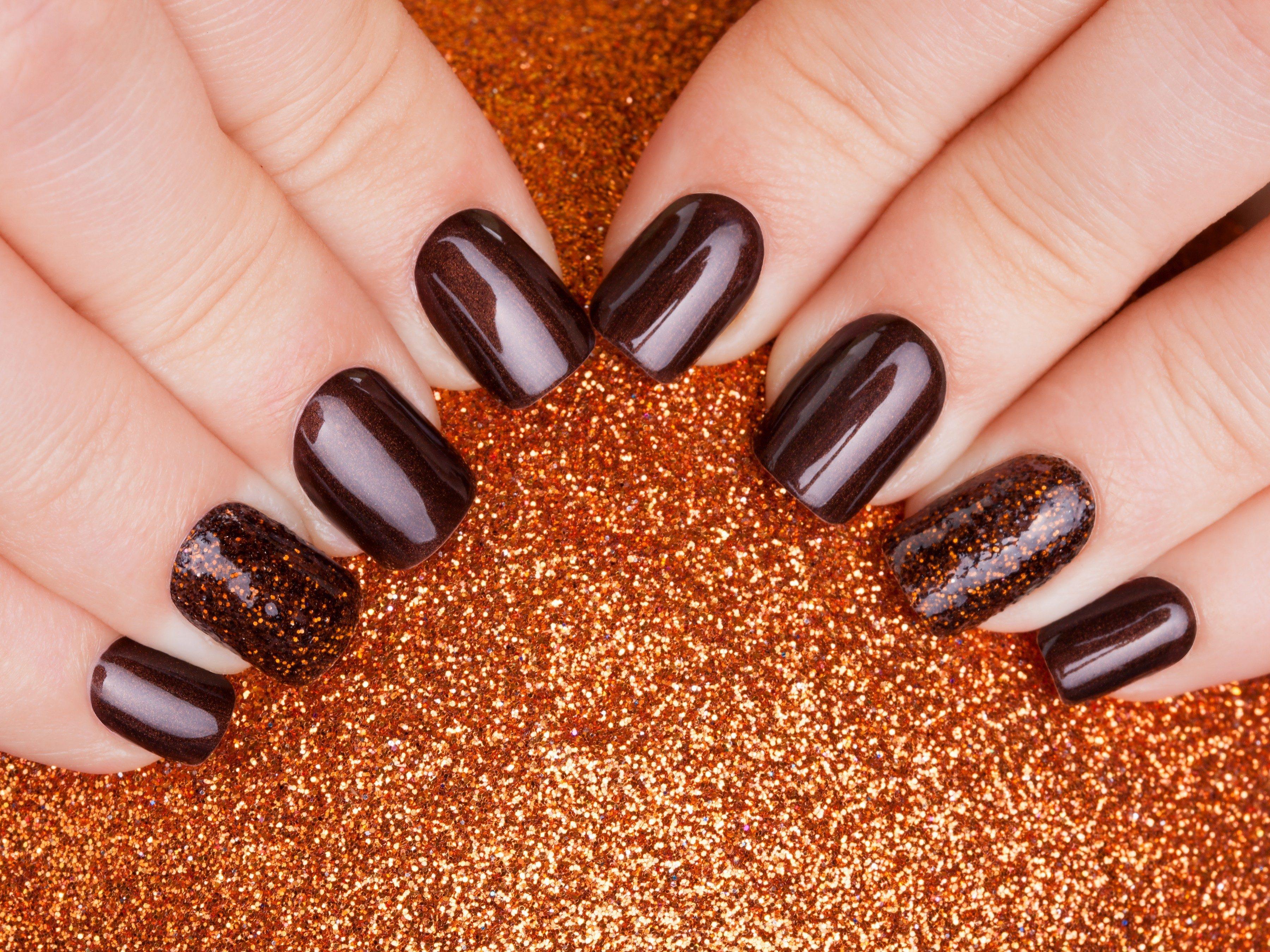 Nail Polish Tip #2: Use Acetate Press-On Nails