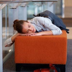 3. Lay Down for Sleep