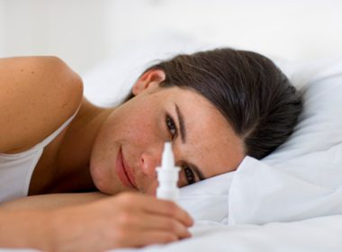25 Ways to Beat a Cold: Nasal Sprays
