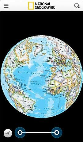 13. National Geographic World Atlas
