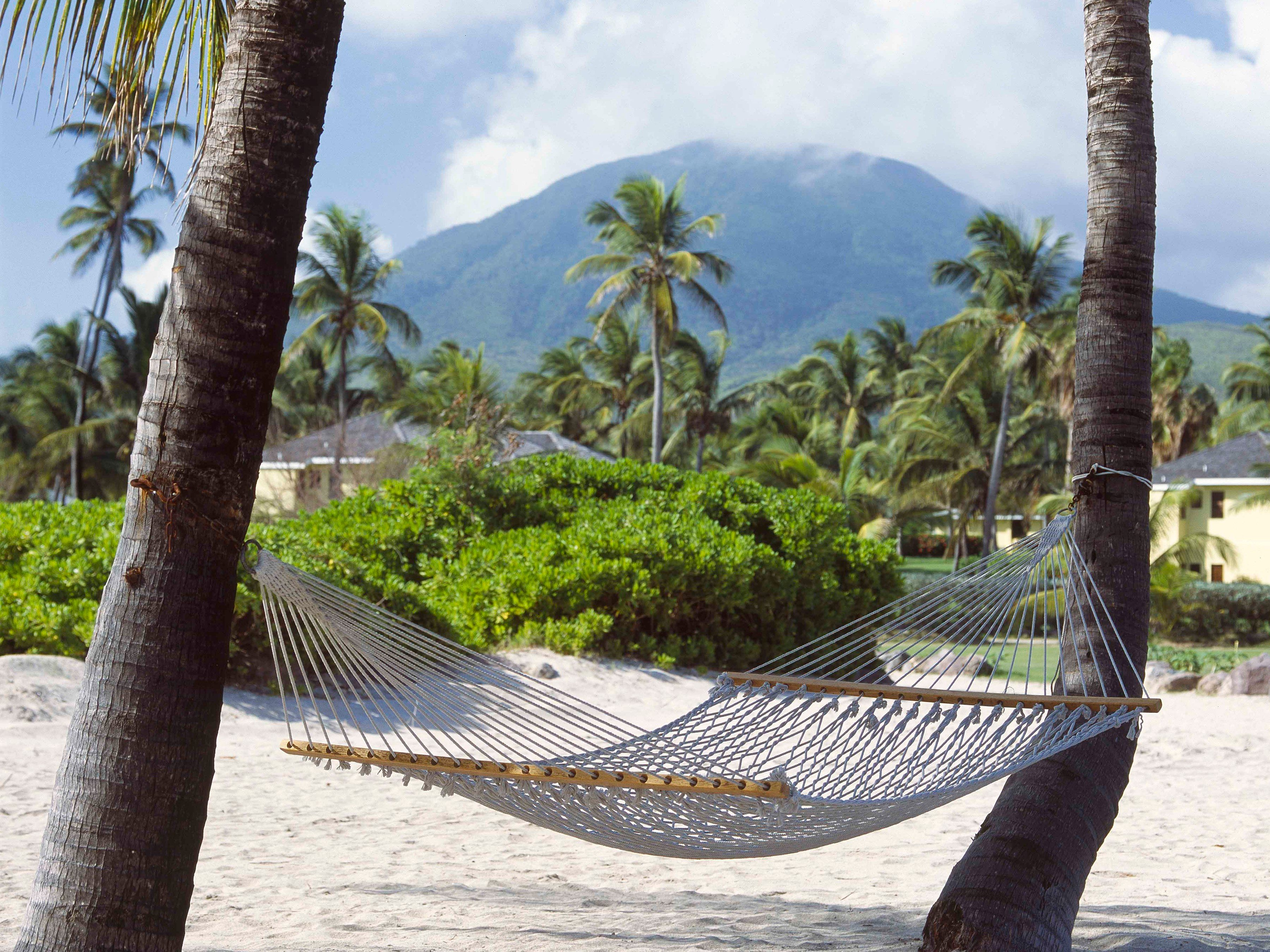 The Nisbet Plantation Beach Club on Nevis
