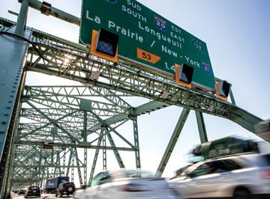 The Big Fix: The Battle to Keep Montreal's Champlain Bridge from Collapsing