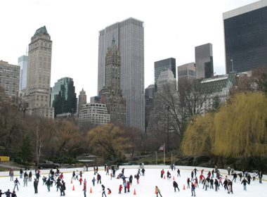 Trump Rink - New York City, USA