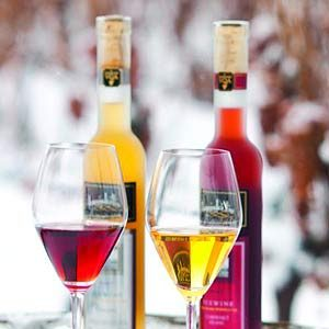Toast the Winter With Icewine in Ontario