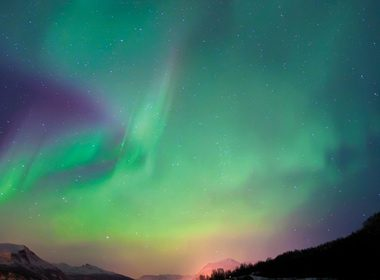 See the Northern Lights in Northwest Territories