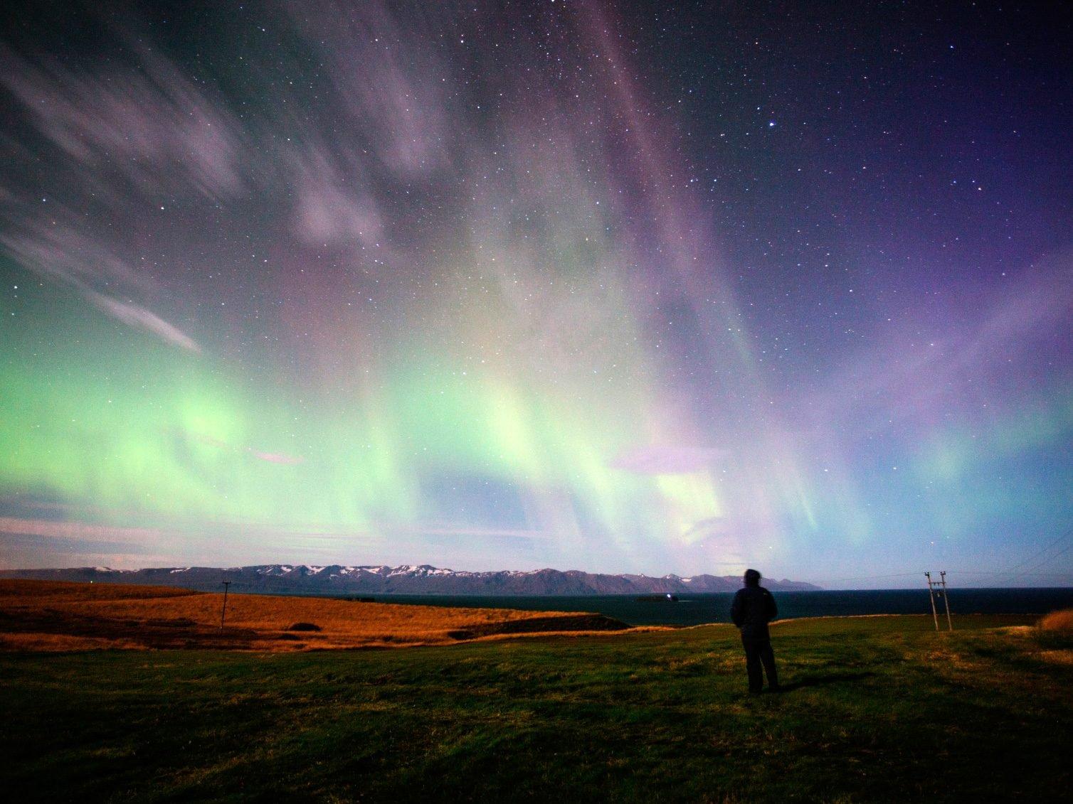 Great Natural Wonder: The Northern Lights