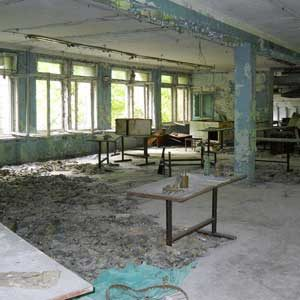 4. Pripyat, Ukraine